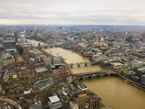 The Shard London -kktravelsandeats