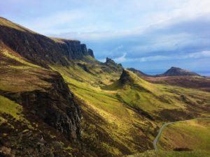 Quiraing, Isle of Skye - kktravelsandeats
