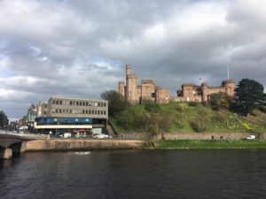 Inverness Castle - kktravelsandeats