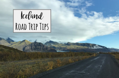 Iceland Road Trip Tips