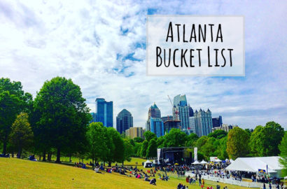 ATL Bucket List - kktravelsandeats