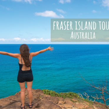 Fraser Island Tour KK Travels and Eats