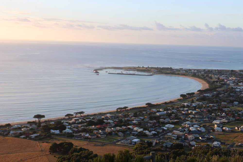 Apollo Bay Overlook