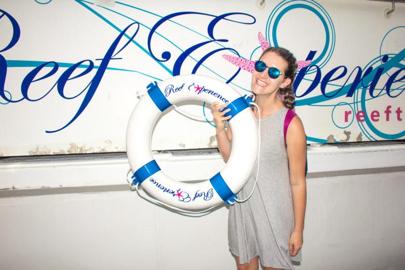 Boarding Reef Experience