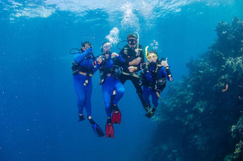 Great Barrier Reef Scuba