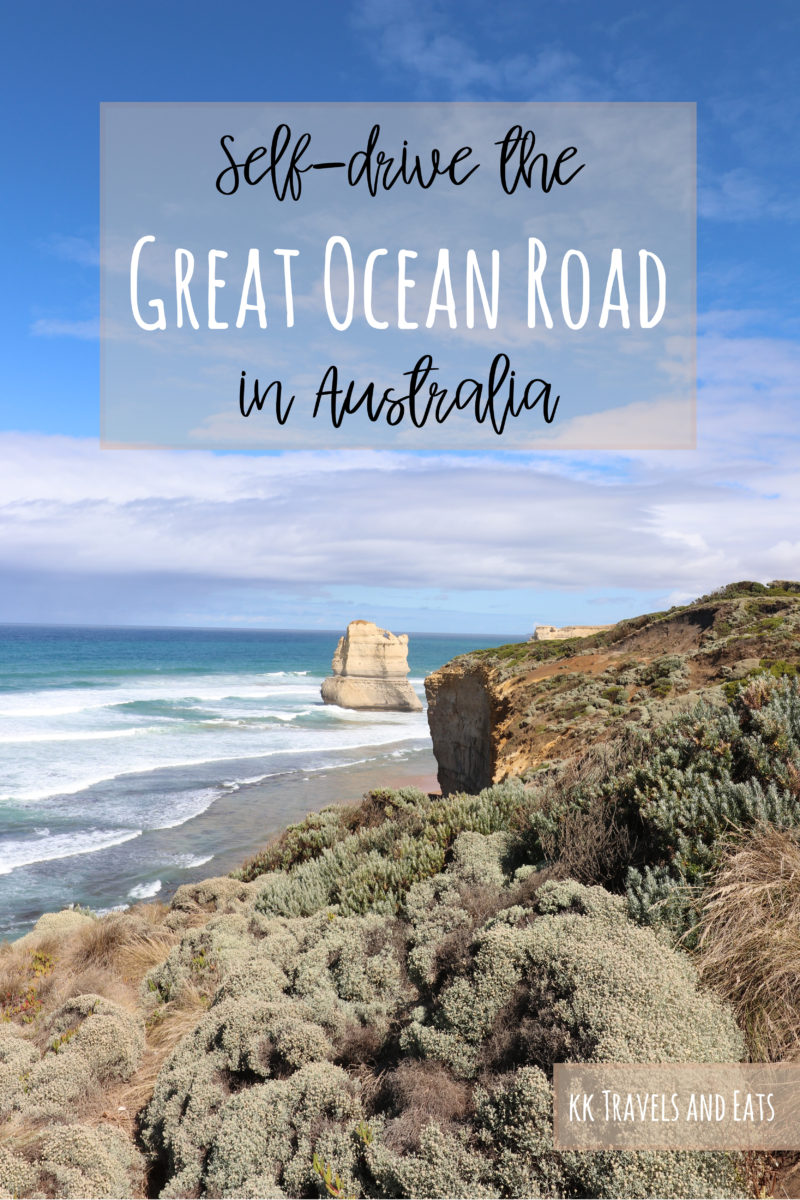 Self Drive Great Ocean Road - KK Travels and Eats