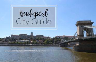 Budapest city guide
